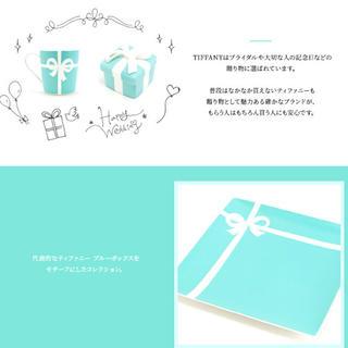 Tiffany & Co. - TIFFANY&Co.  ブルーボウデザートプレートセット