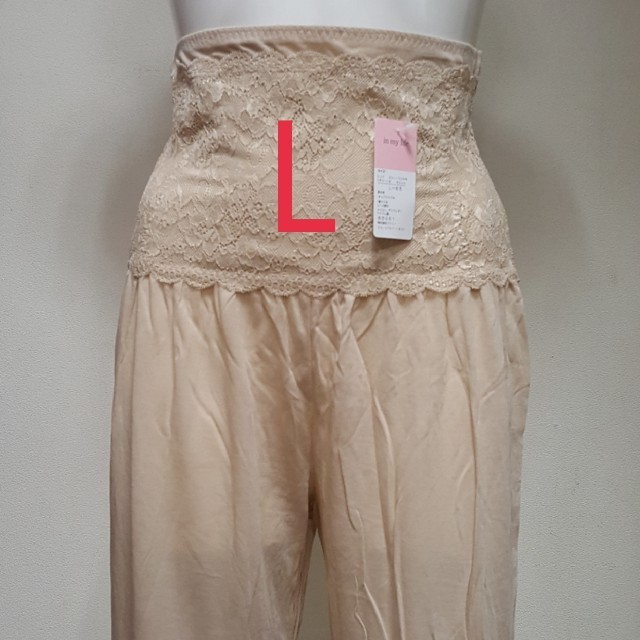 L(処分品❗)シェイプランジェリー❗キュロットペチコート レディースの下着/アンダーウェア(その他)の商品写真