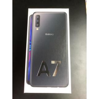 Galaxy - 【新品】Galaxy A7
