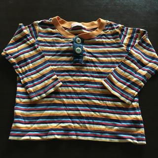 ミキハウス(mikihouse)のミキハウス ロングTシャツ 80cm(Tシャツ)