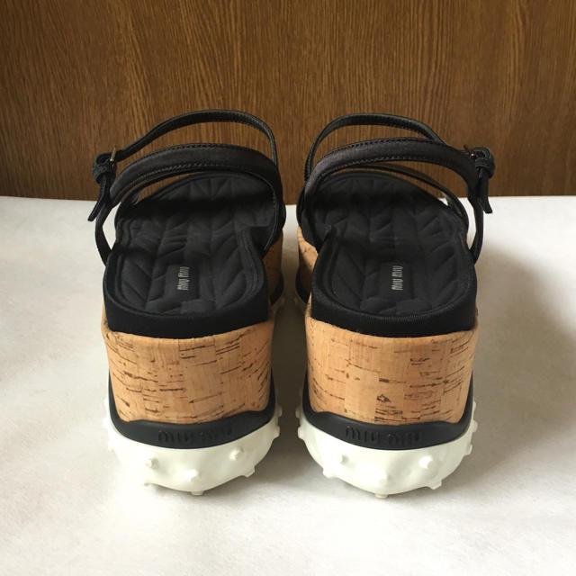 miumiu(ミュウミュウ)の(専用です) レディースの靴/シューズ(サンダル)の商品写真