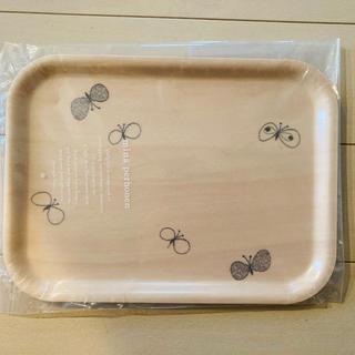 ミナペルホネン(mina perhonen)のミナペルホネン choucho トレイ 新品 つづく(その他)