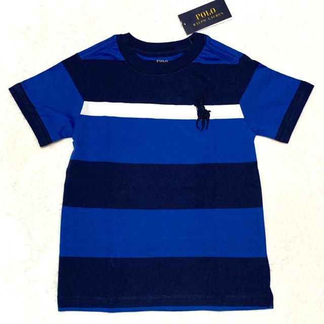 POLO RALPH LAUREN(ポロラルフローレン)のSALE✧︎*。4/110 新品 ラルフローレン ビッグポニー Tシャツ キッズ/ベビー/マタニティのキッズ服男の子用(90cm~)(Tシャツ/カットソー)の商品写真