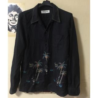 ルードギャラリー(RUDE GALLERY)のRUDE GALLERY レーヨン100% スカルシャツ(シャツ)