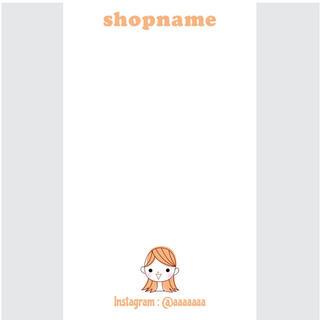 100枚 アクセサリー台紙 ピアス台紙 メッセージカードやショップカードにも(カード/レター/ラッピング)