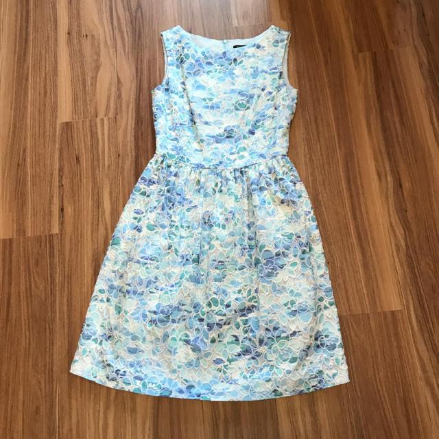 TOCCA(トッカ)のTOCCA DIAMOND FLOWER Dress サイズ2 レディースのワンピース(ひざ丈ワンピース)の商品写真