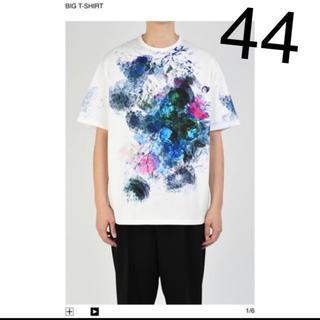 ラッドミュージシャン(LAD MUSICIAN)のBIG T-SHIRT 定価以下 新品 44サイズ(Tシャツ/カットソー(半袖/袖なし))