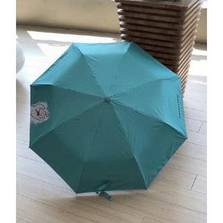 ティファニー(Tiffany & Co.)のTiffany & Co. 折りたたみ傘 ティファニー  晴雨兼用(傘)
