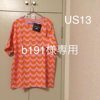 marimekko - marimekko UNIQLO キッズTシャツ2020ss US13