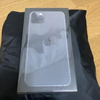 iPhone - 公式Apple購入iPhone11pro Max 256G 新品未開封 SiMフ
