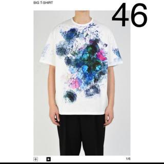 ラッドミュージシャン(LAD MUSICIAN)のBIG T-SHIRT 定価以下 新品 サイズ46(Tシャツ/カットソー(半袖/袖なし))