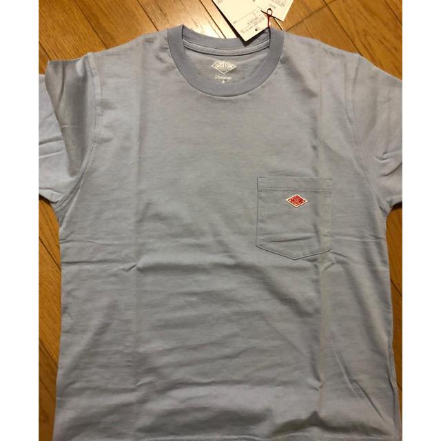 DANTON(ダントン)のダントンTシャツ レディースのトップス(Tシャツ(半袖/袖なし))の商品写真