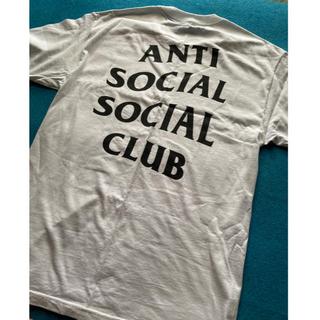 アンチ(ANTI)の早い者勝ち‼️ ANTI SOCIAL SOCIAL CLUB 半袖Tシャツ(Tシャツ/カットソー(半袖/袖なし))