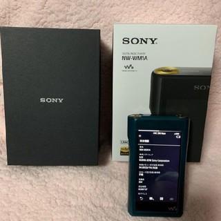 SONY - NW-WM1A DAP 中古