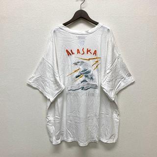 ファセッタズム(FACETASM)のFACETASM ALASKA BIG TEE アラスカ ビッグ Tシャツ(Tシャツ/カットソー(半袖/袖なし))