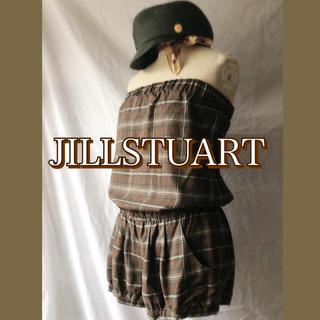 ジルスチュアート(JILLSTUART)のJILLSTUARTのオールインワン サロペットパンツ(オールインワン)