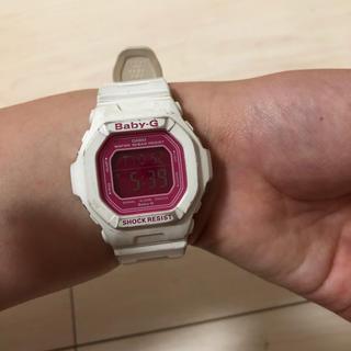 ベビージー(Baby-G)のCASIO babyG 難あり(腕時計)
