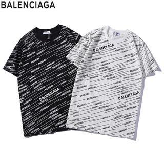 Balenciaga - 【2枚7000円送料込み】BALENCIAGA ロゴ Tシャツ