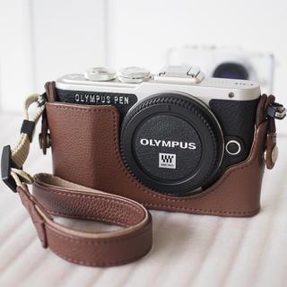 OLYMPUS - 極美品 オリンパス PEN E-PL8 ボディー ブラック おまけ3点