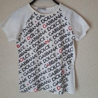 ドルチェアンドガッバーナ(DOLCE&GABBANA)のDOLCE&GABBANA レディース Tシャツ(Tシャツ(半袖/袖なし))