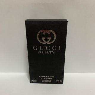 グッチ(Gucci)のグッチ ギルティプールオム オードドワレ 50ml(香水(男性用))