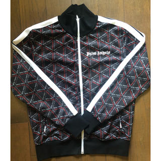 palm angels 2018ss track jacket