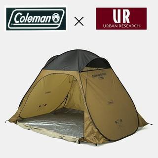 コールマン(Coleman)のアーバンリサーチ別注 COLEMAN コールマン クイックアップIGシェード(テント/タープ)