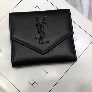 イヴサンローランボーテ(Yves Saint Laurent Beaute)の極美品 Saint Laurent  折り 財❁ 布 エレガント(財布)