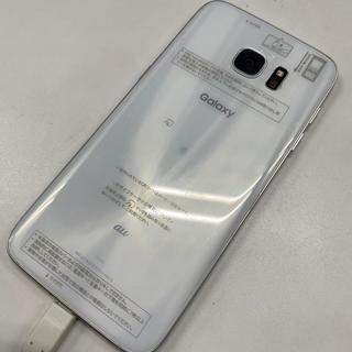 Galaxy - au☆中古 Galaxy S7 SCV33 ホワイト