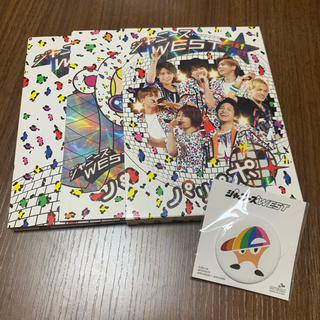 Johnny's - ジャニーズWEST 1stツアー パリピポ 初回限定盤【DVD】