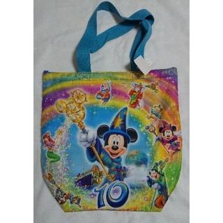 ディズニー(Disney)のディズニーシー🌟10周年🌟トートバッグ👜新品(トートバッグ)