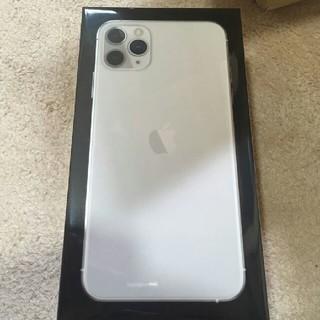 iPhone - iPhone 11 Pro Max シルバー 256 GB SIMフリー 新品