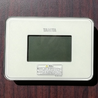 TANITA - 小型体重計 TANITA スモールスケール