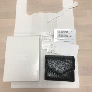 マルタンマルジェラ(Maison Martin Margiela)のMaison Margiela エンベロープ 財布 美品(財布)