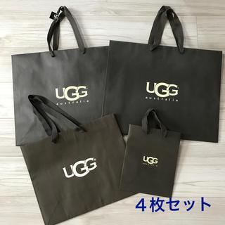 アグ(UGG)の【る様専用】UGG アグ ショップ袋 中サイズ(ショップ袋)
