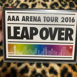 トリプルエー(AAA)のAAA ARENA TOUR 2016 - LEAP OVER -(ミュージック)