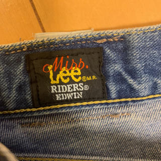 リー(Lee)のLee ジーンズ vintage ミスライダース(デニム/ジーンズ)