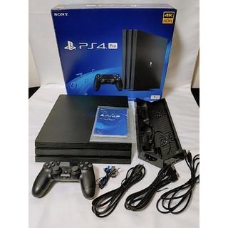 PlayStation4 - PS4 Pro 本体 CUH-7200 冷却スタンド フィルター付