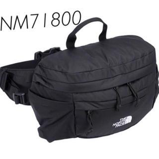 THE NORTH FACE - ノースフェイス スピナ NM71800 ブラック