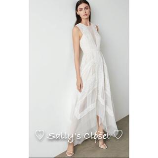 ビーシービージーマックスアズリア(BCBGMAXAZRIA)の⭐️新作 ♡ BCBGMAXAZRIA ワンピース ドレス 新品♡ 02(ロングドレス)