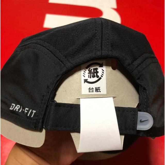 NIKE(ナイキ)のNIKE レディース AEROBILL エアロビル ランニング CAP スポーツ/アウトドアのランニング(その他)の商品写真
