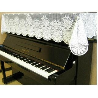 【新品 未使用】ピアノカバー レース(ピアノ)
