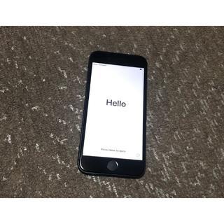 訳アリ SIMフリー iphone8 64GB スペースグレイ