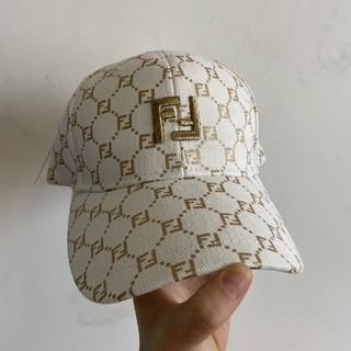 FENDI - 素敵・ファッション FENDIフェンディ 帽子 キャップ メンズ