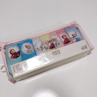 アナと雪の女王 - 新品 H&M アナ雪 パンツ 135 140