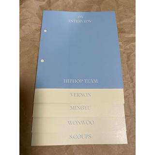 セブンティーン(SEVENTEEN)のSEVENTEEN ヘンガレ ver.2 フォトブックセット ヒポチ(K-POP/アジア)