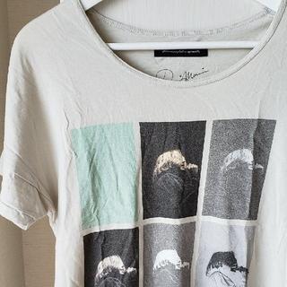 SHIPS - SHIPS BECK Tシャツ デニス・モリスPhoto