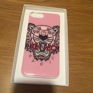 ケンゾー(KENZO)のKENZO iPhoneケース(iPhoneケース)