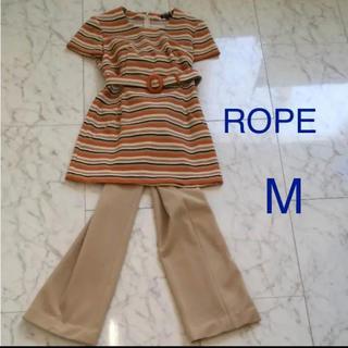 ROPE - ROPE  チュニックスーツ  M