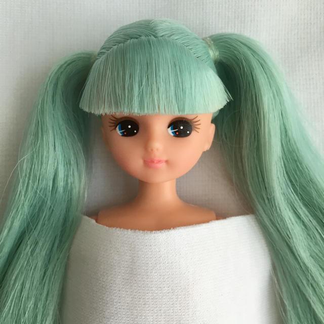 中古 リカちゃん キッズ/ベビー/マタニティのおもちゃ(ぬいぐるみ/人形)の商品写真